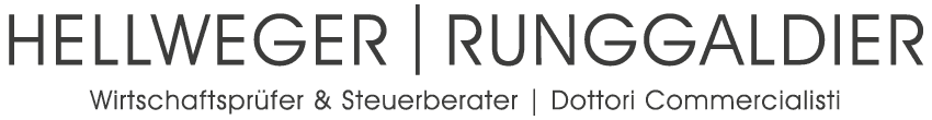Hellweger & Runggaldier | Wirtschaftsprüfer und Steuerberater in Brixen