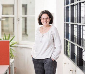 Manuela - Back Office & Buchhaltung | Team Hellweger & Runggaldier