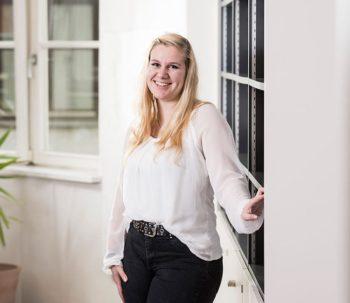 Sandra - Back Office & Buchhaltung | Team Hellweger & Runggaldier